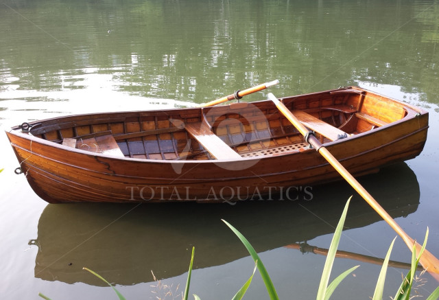 WoodenBoat boku