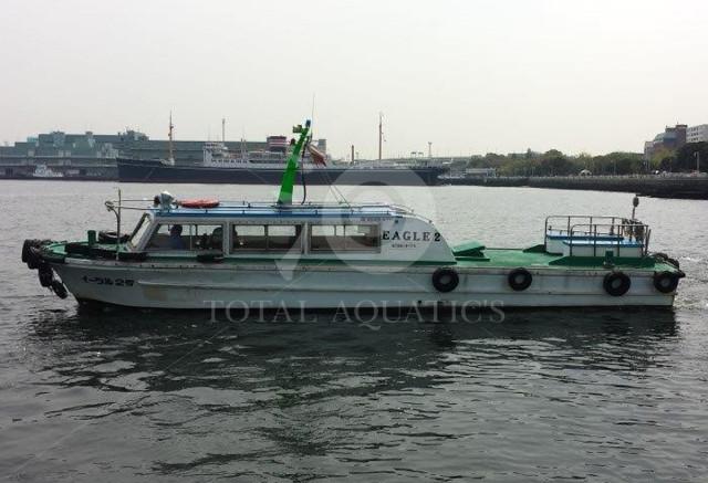 海上交通船