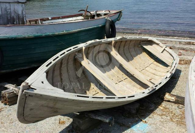 木製ボート