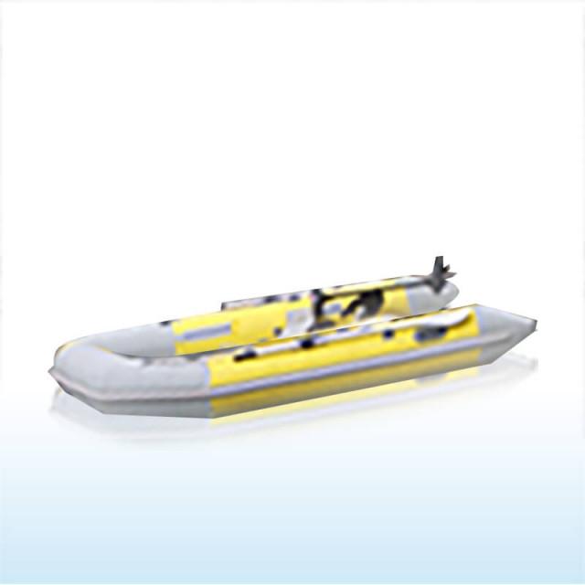 インフレータブルゴムボート