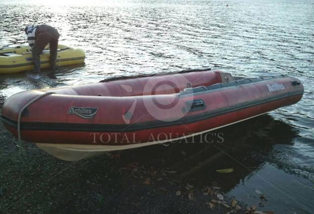 インフレータブル複合艇