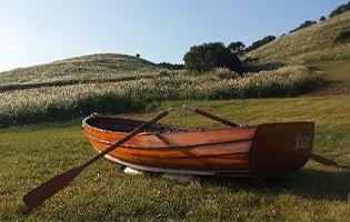 船舶コーディネート 木製ボート