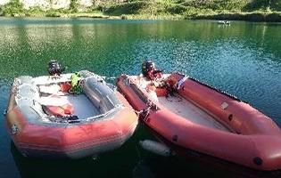 マリン用品レンタル ゴムボート