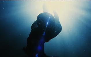 水中撮影 競泳プール 飛込み